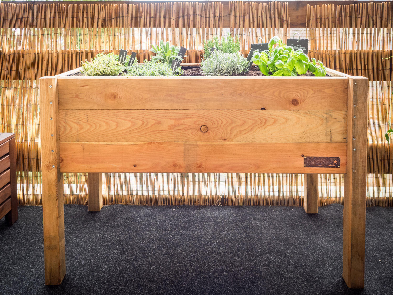 hochbeet tavolo himmelgr n buck. Black Bedroom Furniture Sets. Home Design Ideas